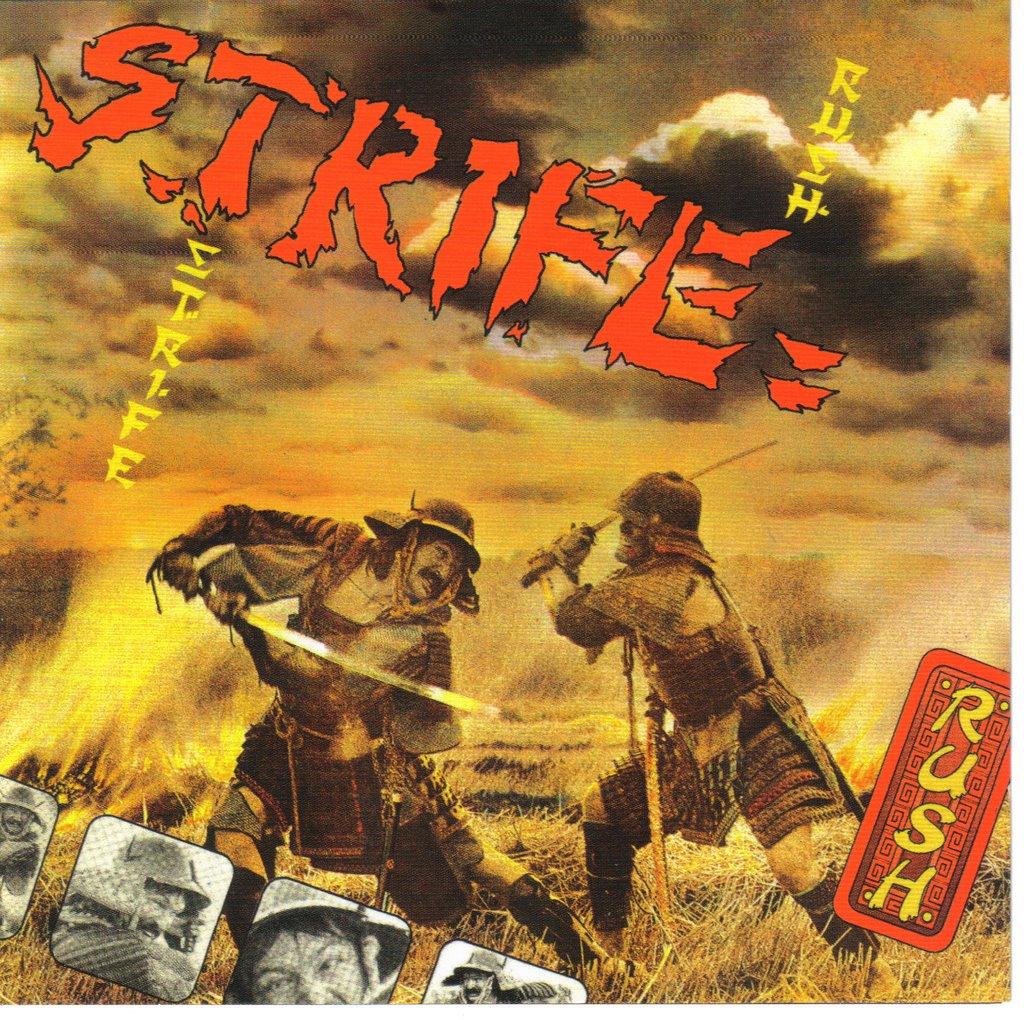 101 Strife Rush