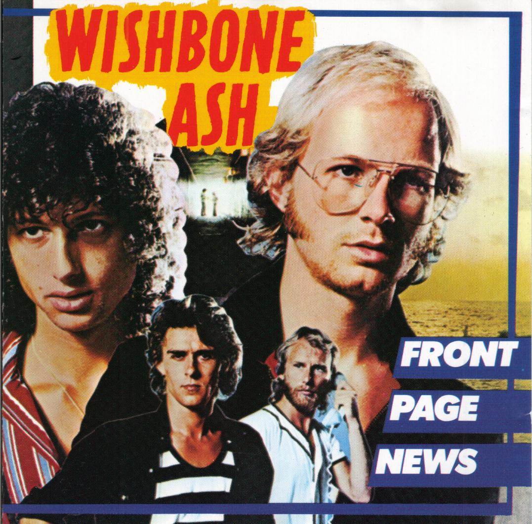 Wishbone Ash - Here To Hear