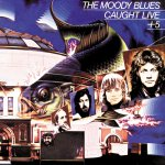 140 The Moody Blues Caught Live Plus Five