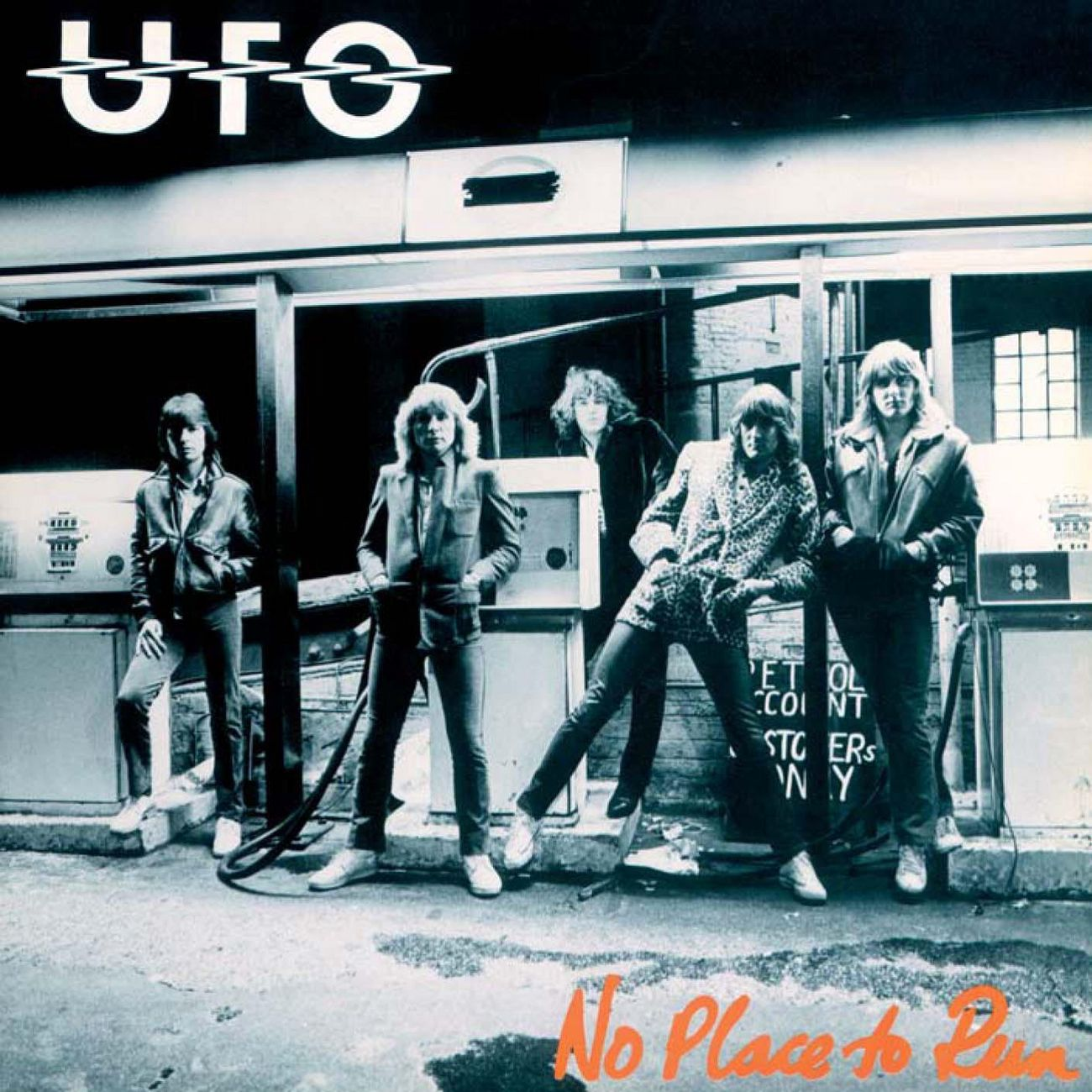 UFO: No Place To Run