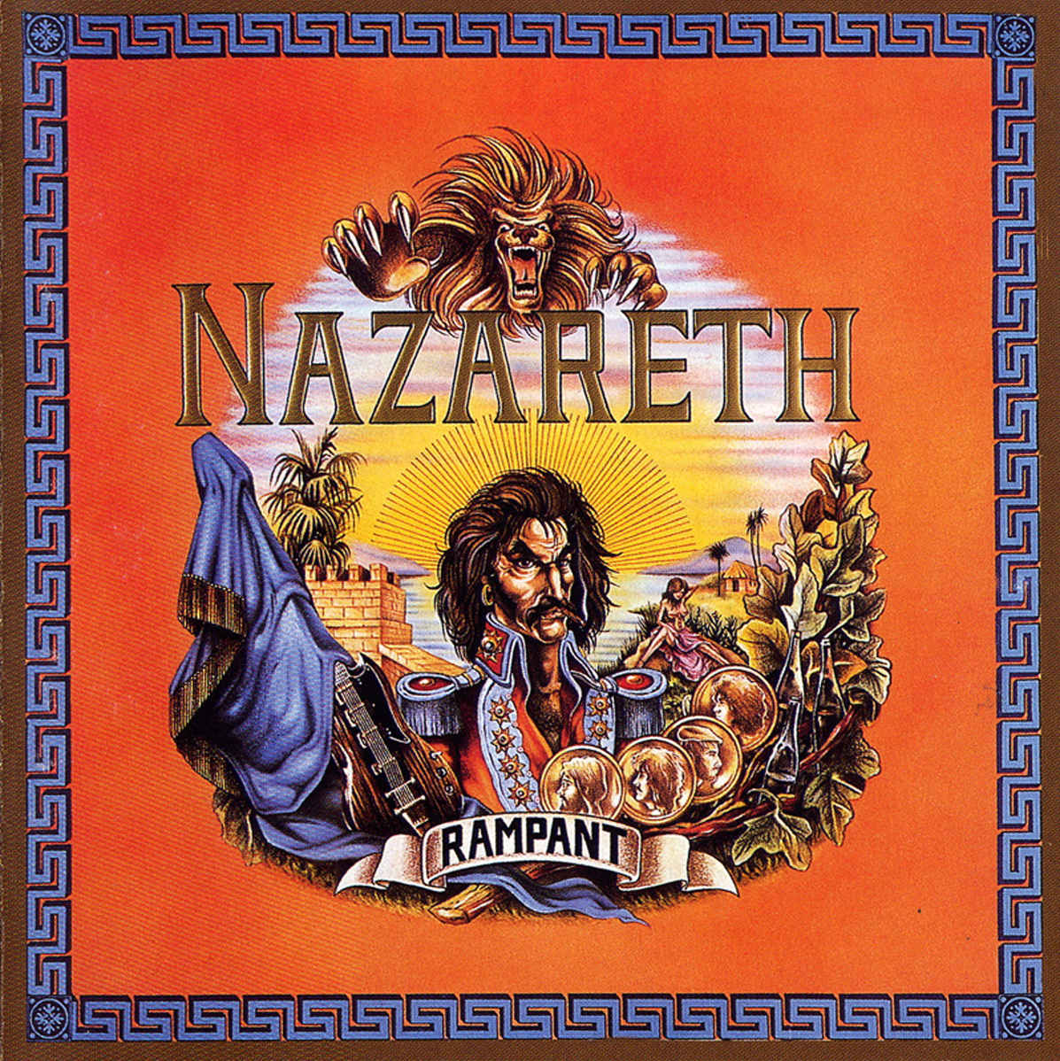 71 Nazareth Rampant Why It Matters