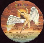 Hipgnosis Swan Song Label