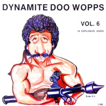 Nothins says doo wop like Rambo.