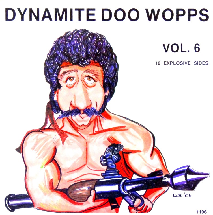 Nothins says doo wop like Rambo.
