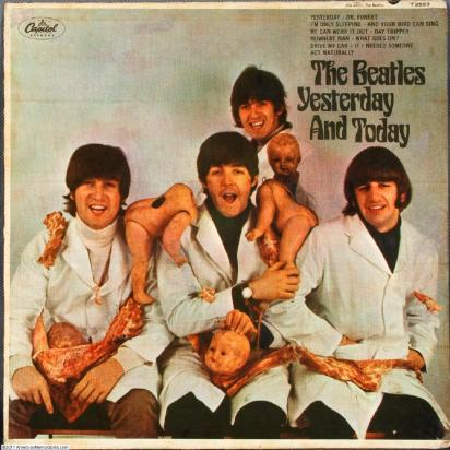 The Beatles: Yesterday And Today
