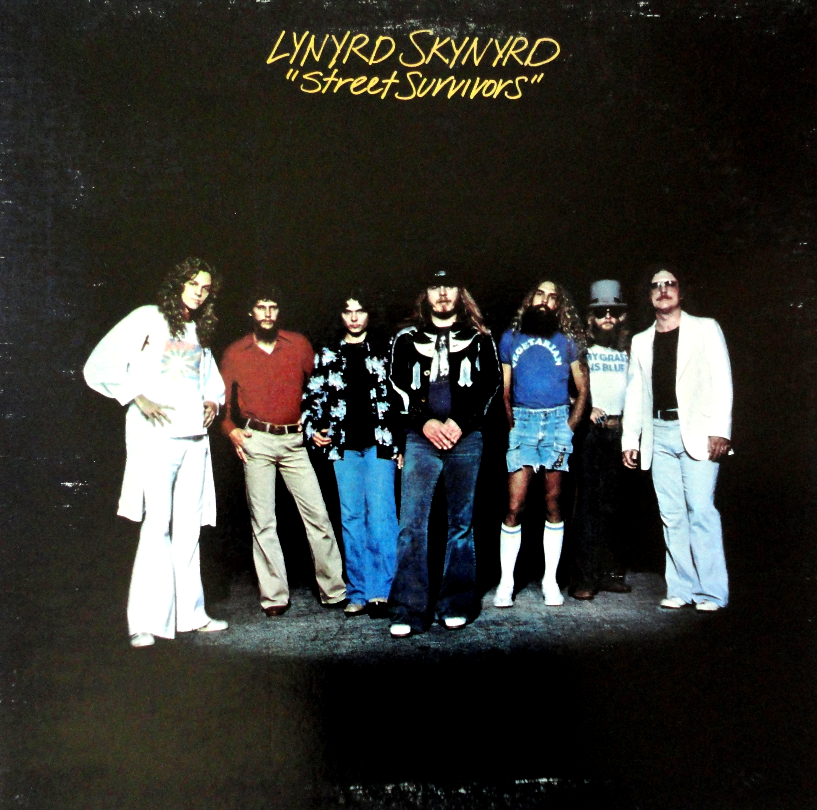 "From The Stacks: Lynyrd Skynyrd ""Street Survivors"" – Why ... Lynyrd Skynyrd Plane Crash Survivors"