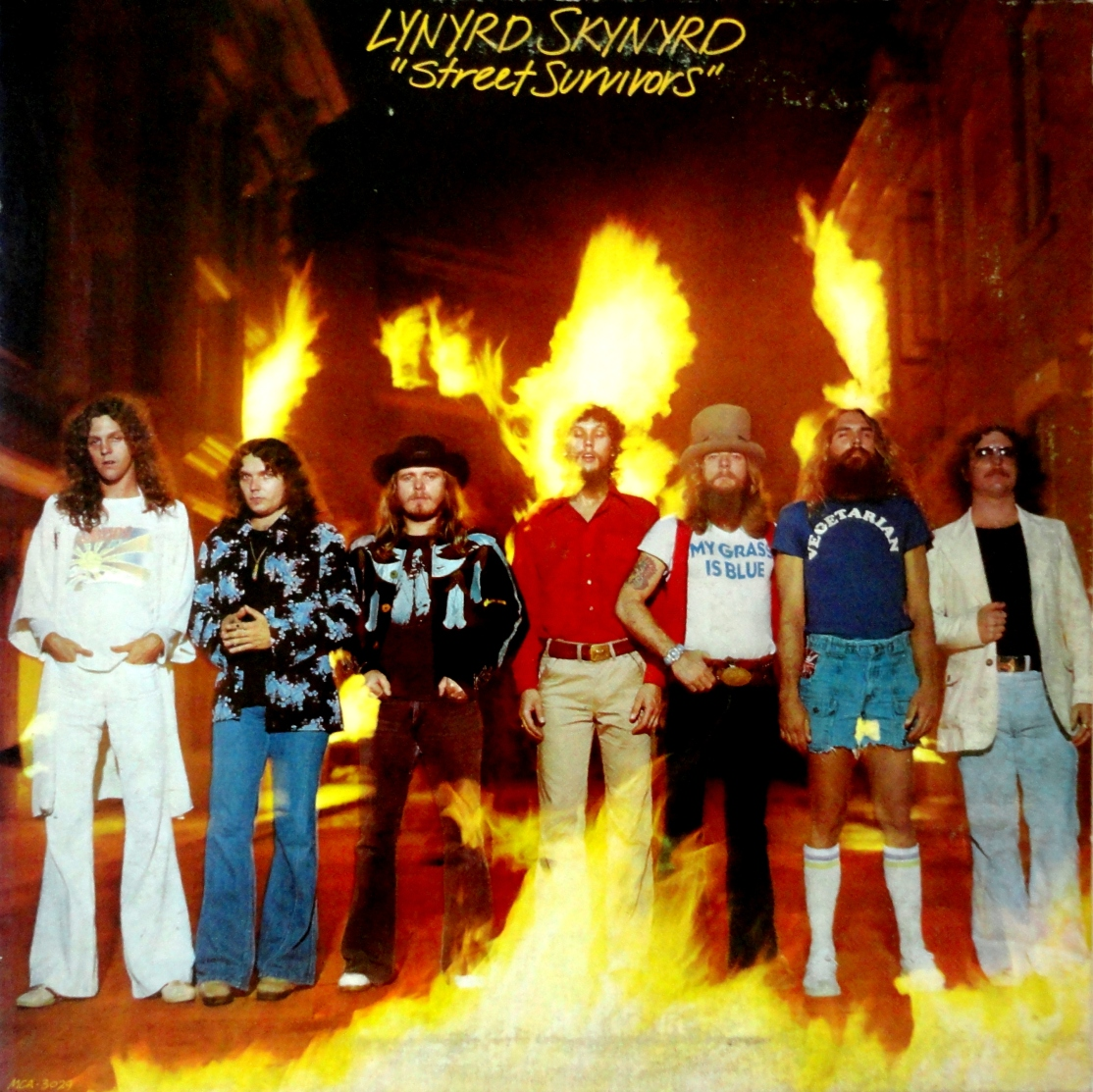 from the stacks lynyrd skynyrd street survivors why it matters. Black Bedroom Furniture Sets. Home Design Ideas