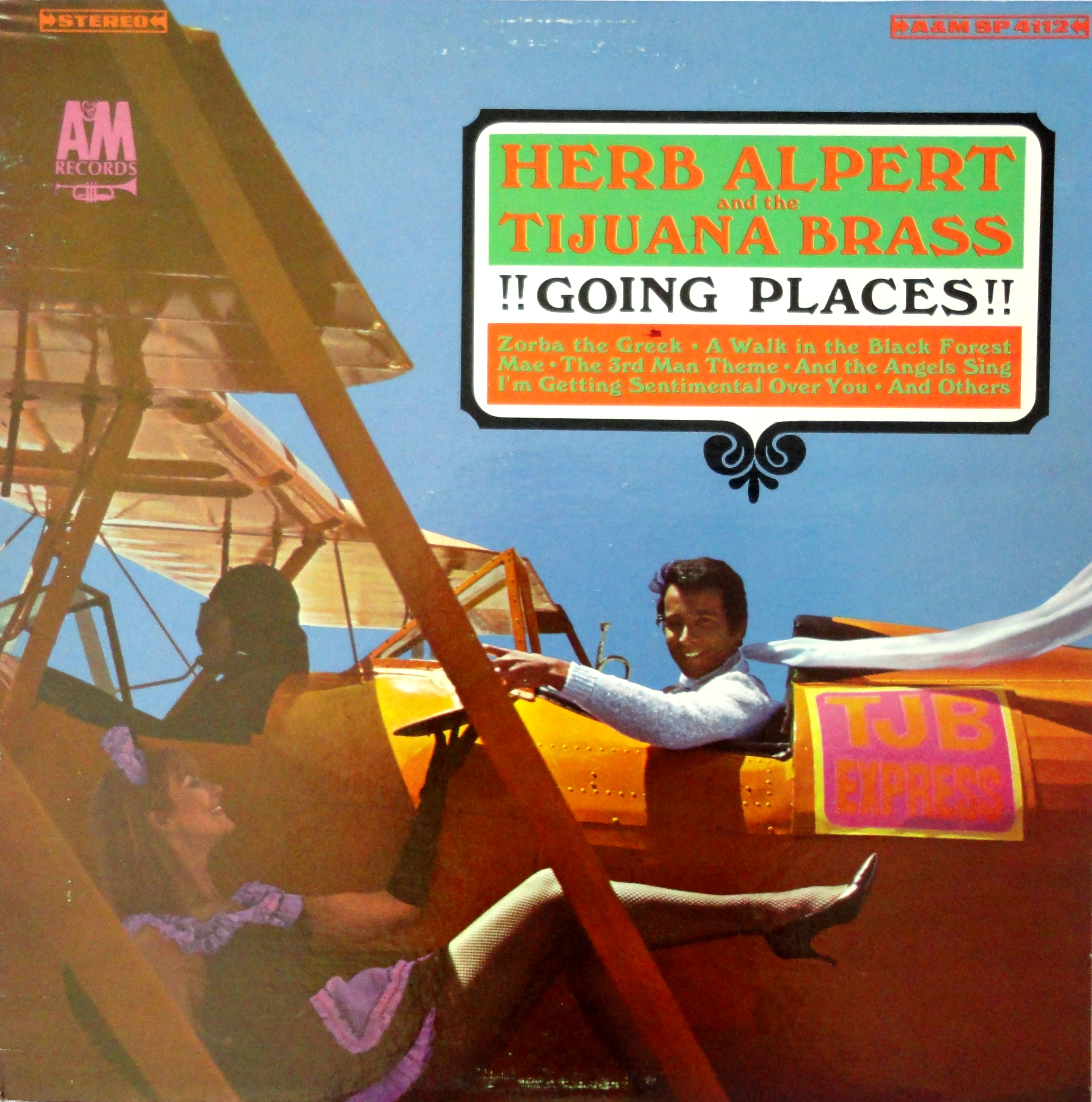 From The Stacks Herb Alpert Going Places Why It Matters