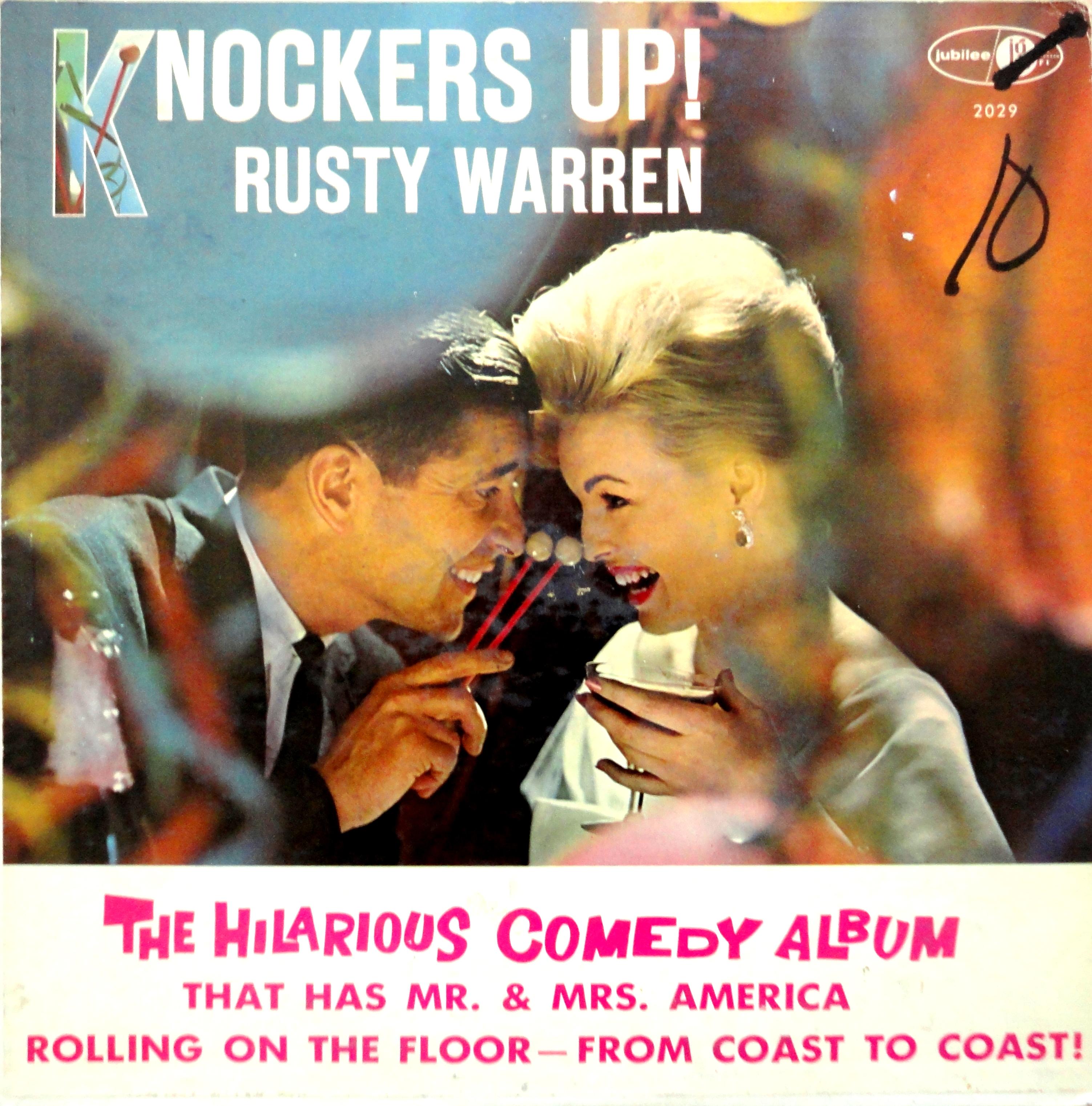 Rusty Warren - Knockers Up!