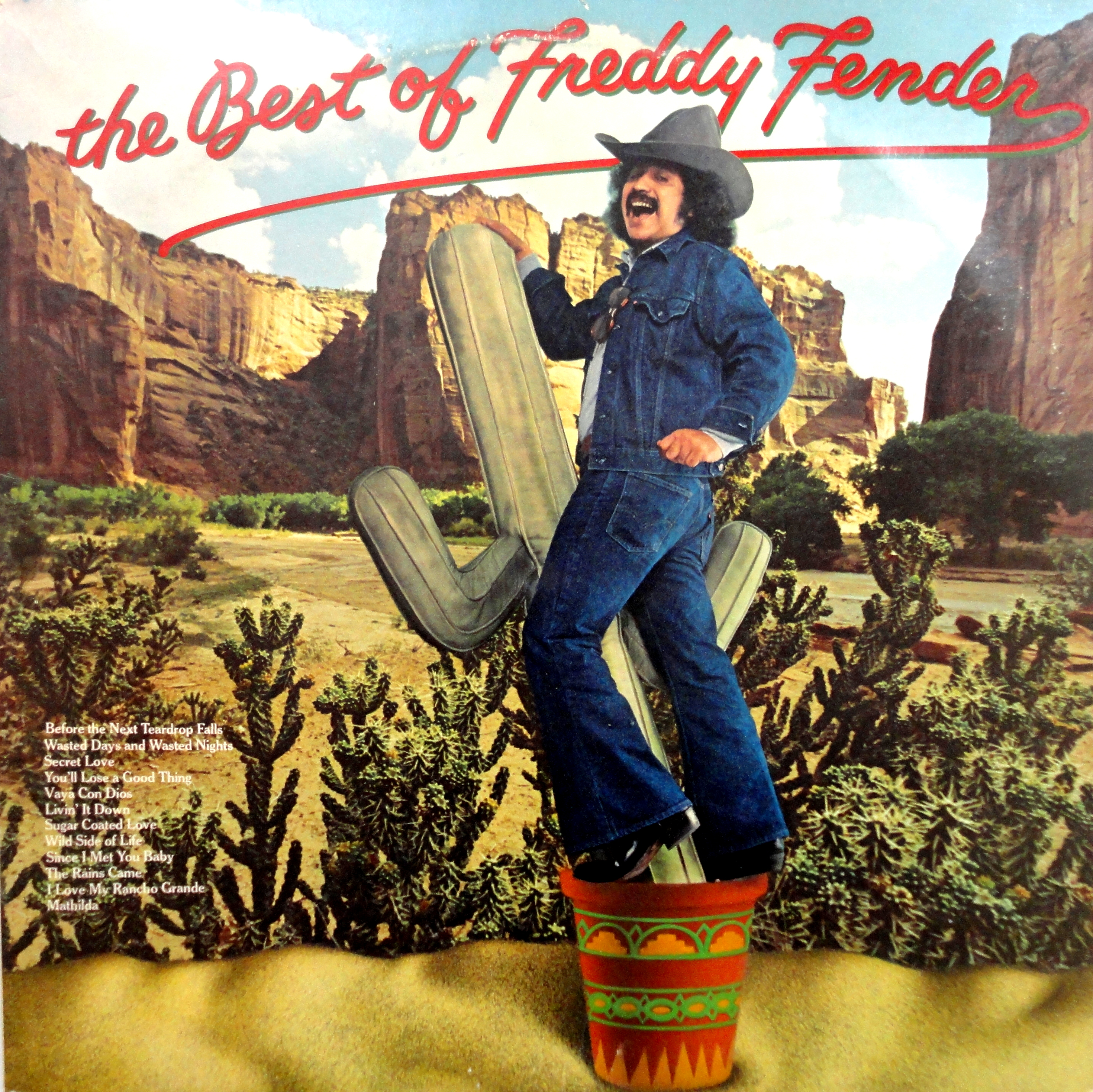 From The Stacks Best Of Freddy Fender Why It Matters