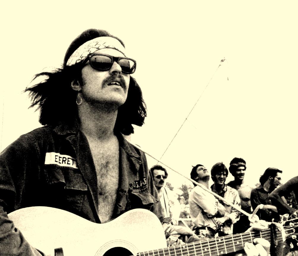 Country Joe McDonald - Incredible ! Live !