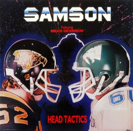 Samson Head Tactics