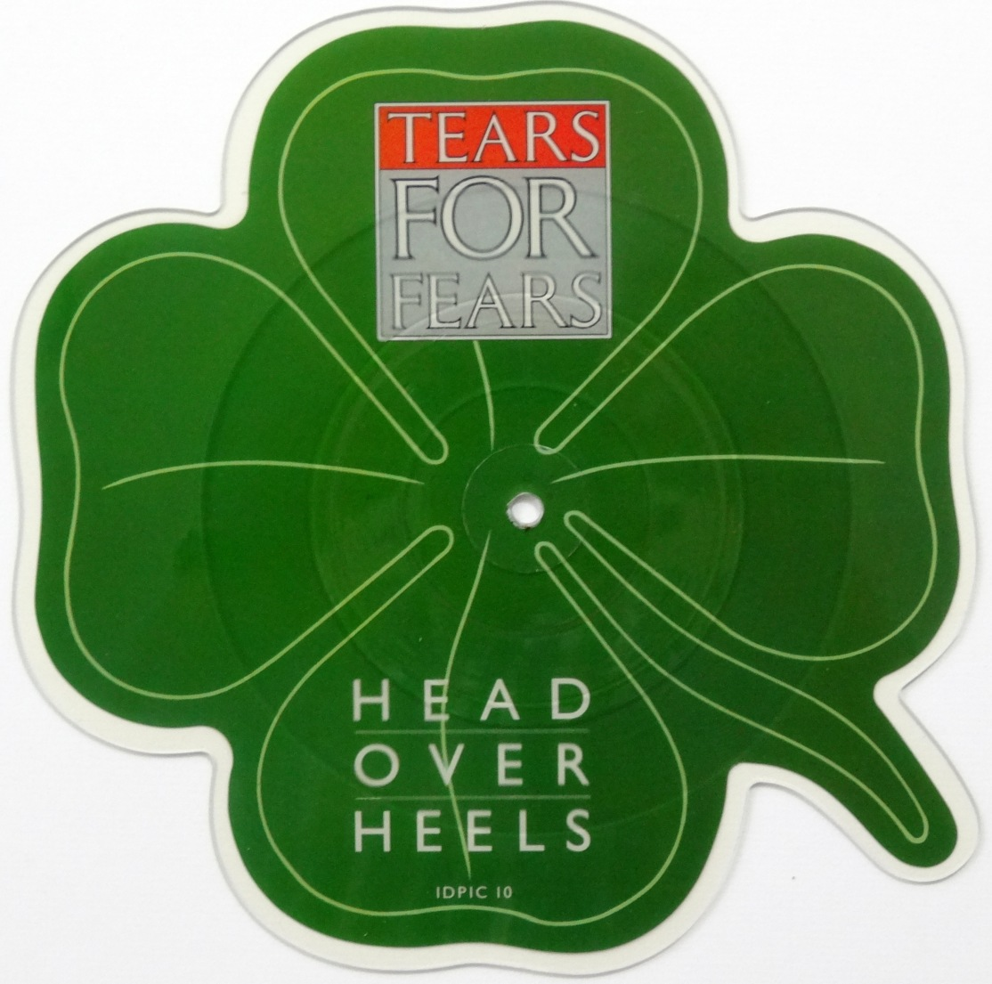 Tears For Fears Head Over Heels Picture Disc