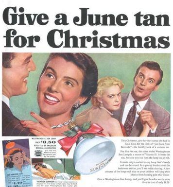 Christmas Tan