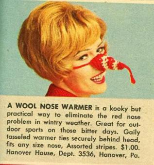 Nose Warmer