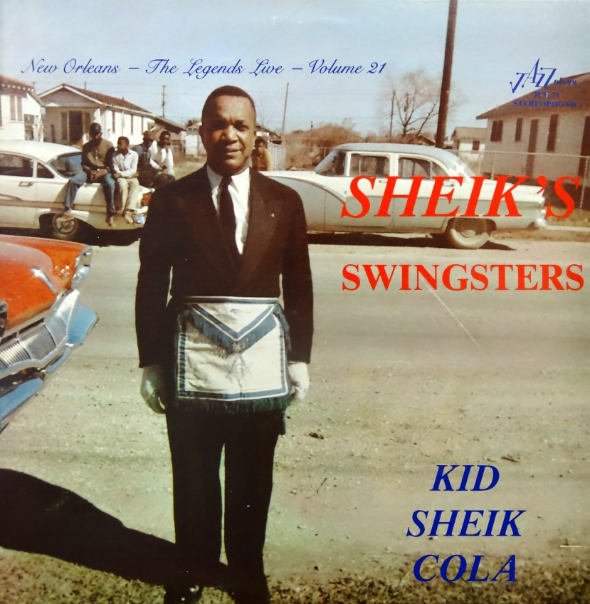 Sheiks Swingsters