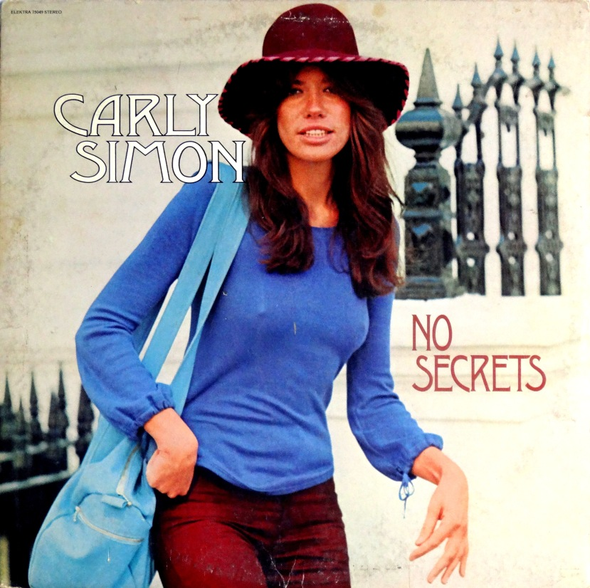 From The Stacks: Carly Simon