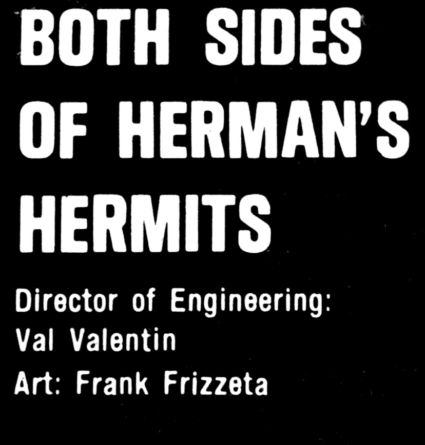 hermans hermits both sides detail