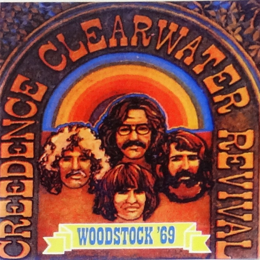 CCR woodstock CD