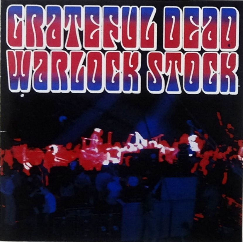 grateful dead warlock stock cd