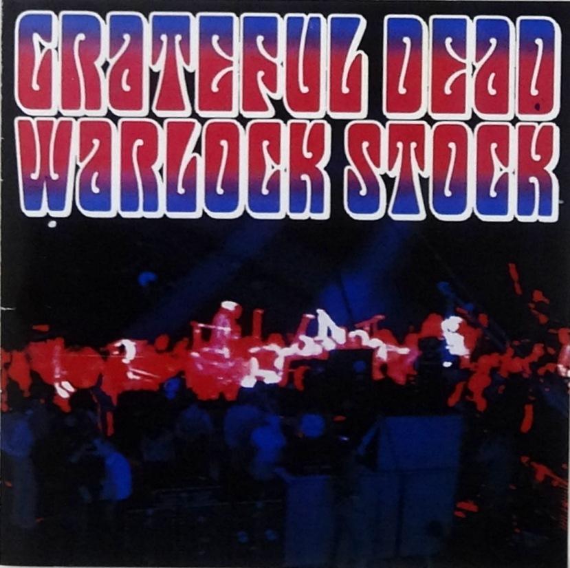 grateful dead warlock stock cd