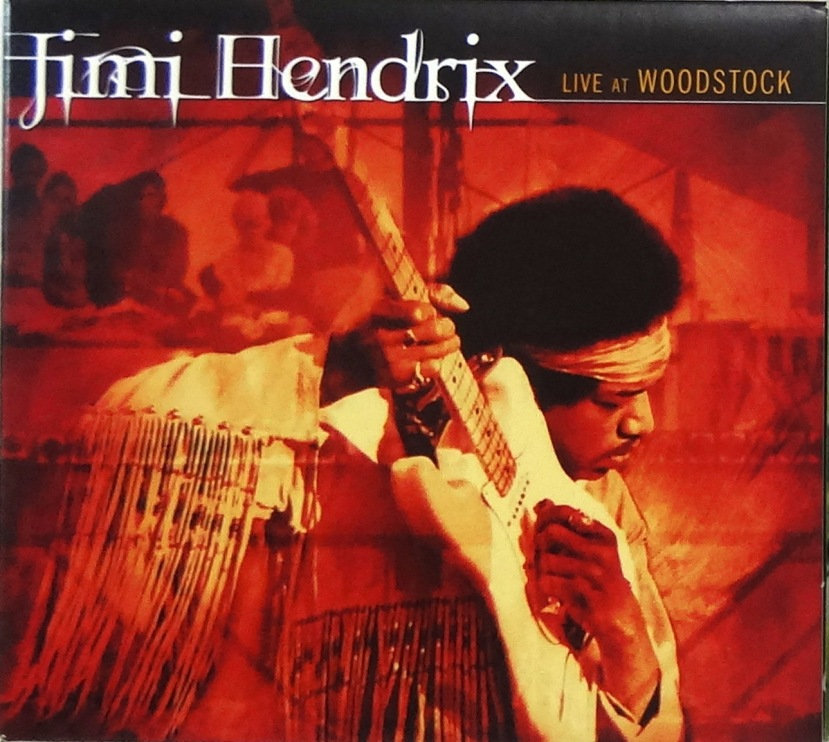 jimi live at woodstock cd