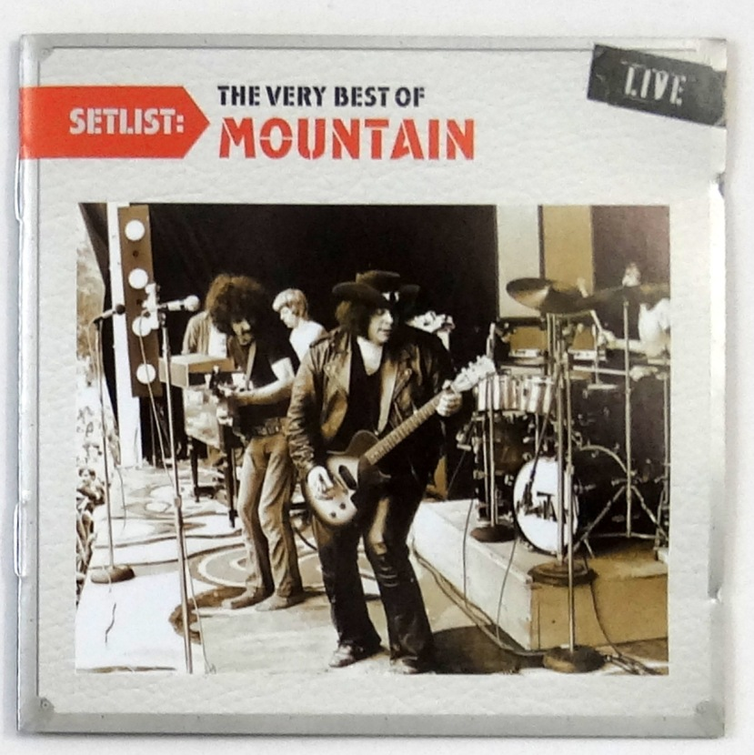 setlist the very best of mountain cd