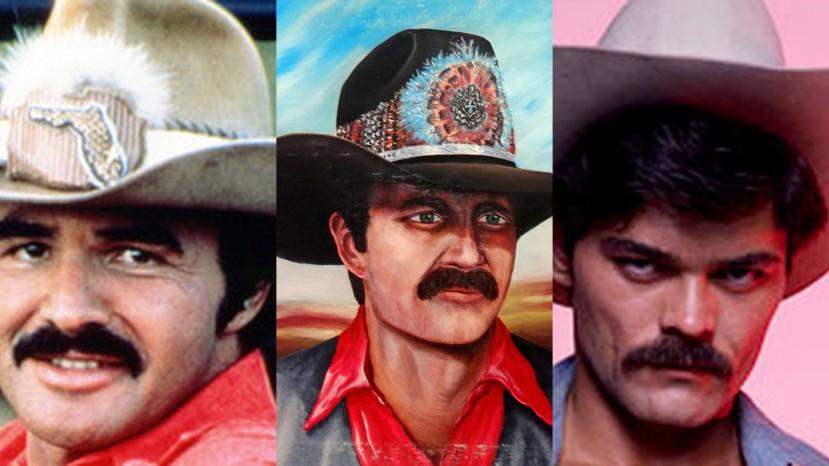 The Moustachioed Amigos