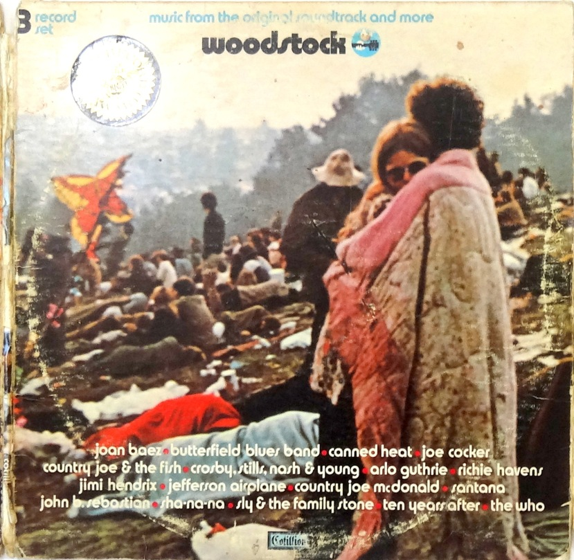 woodstock ost