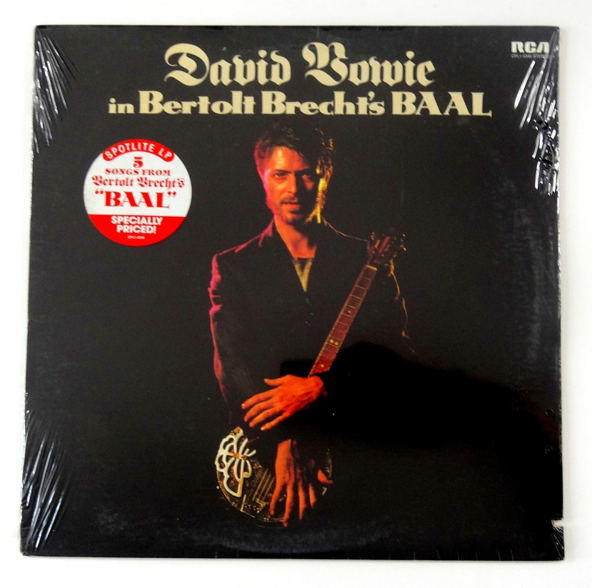 bowie baal