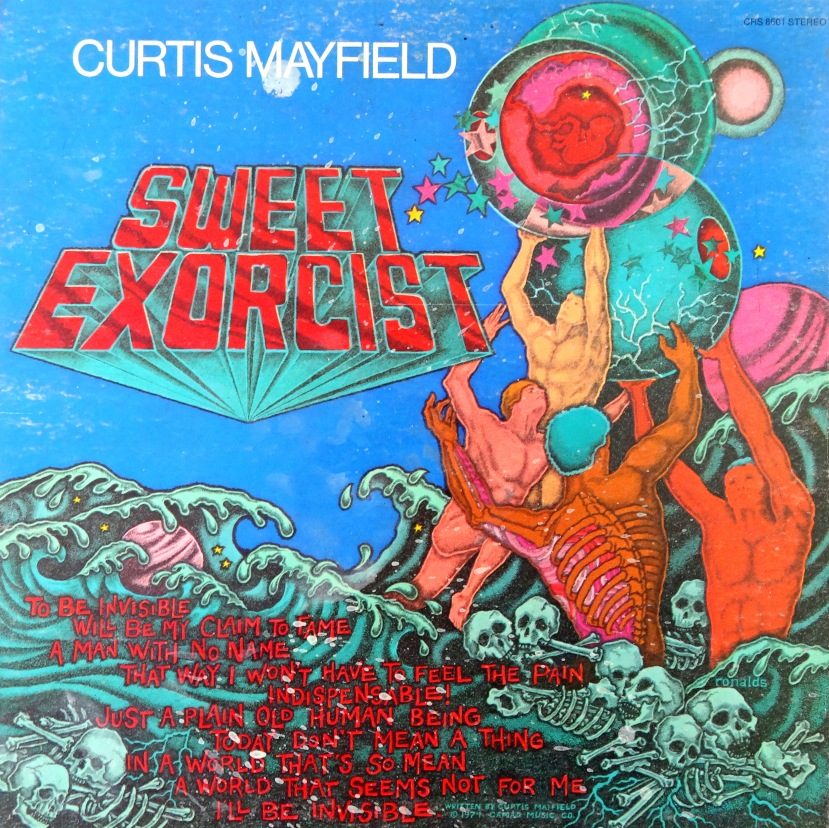 curtis mayfield sweet exorcist