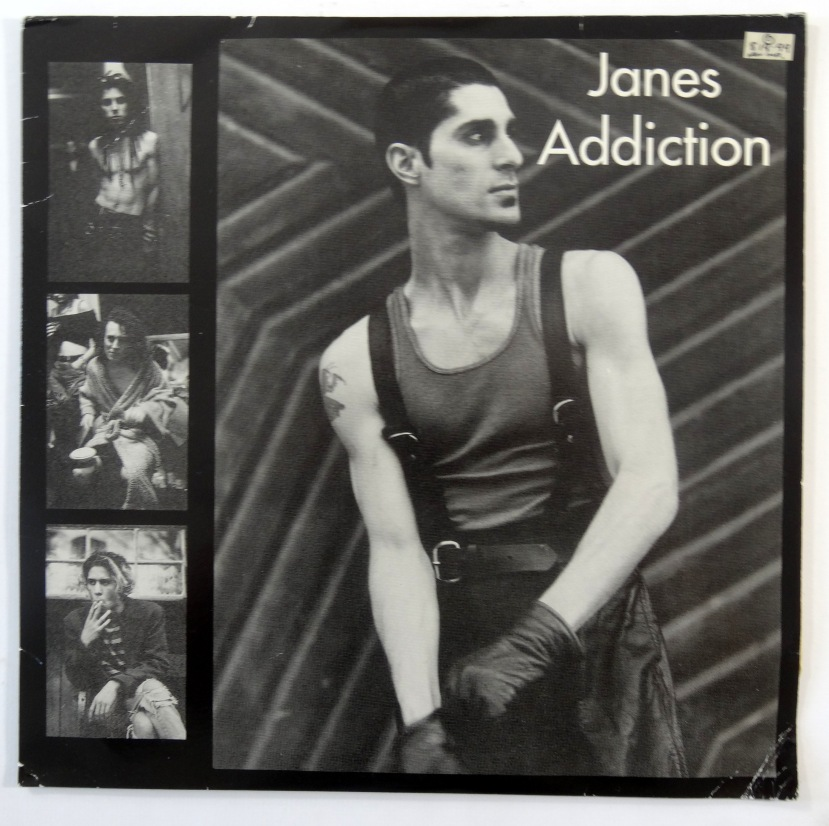 Janes Brixton Academy front