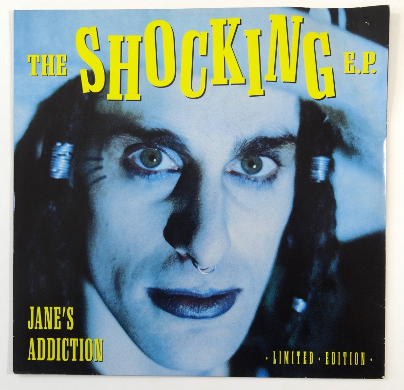 Janes shocking ep front