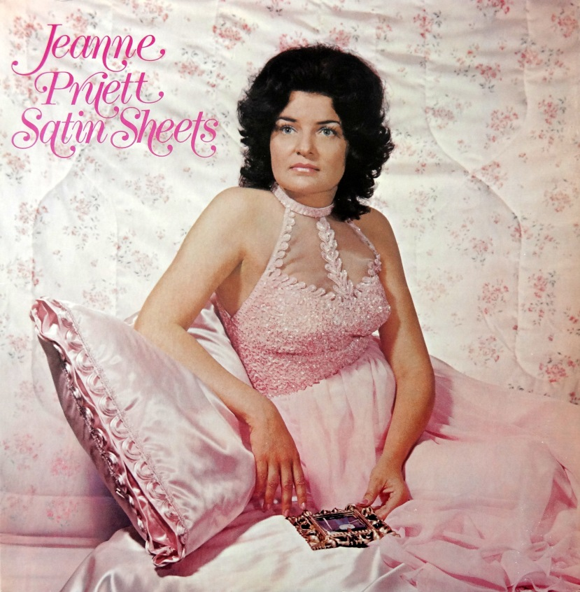 Jeanne pruett satin sheets front
