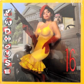 madhouse 16 front