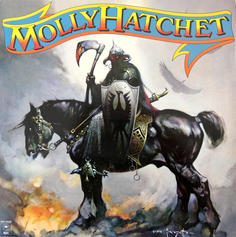 Molly Hatchet eponymous