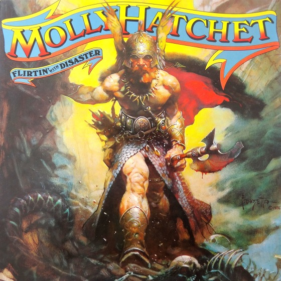 From the Stacks: Molly Hatchet - Flirtin' With Disaster