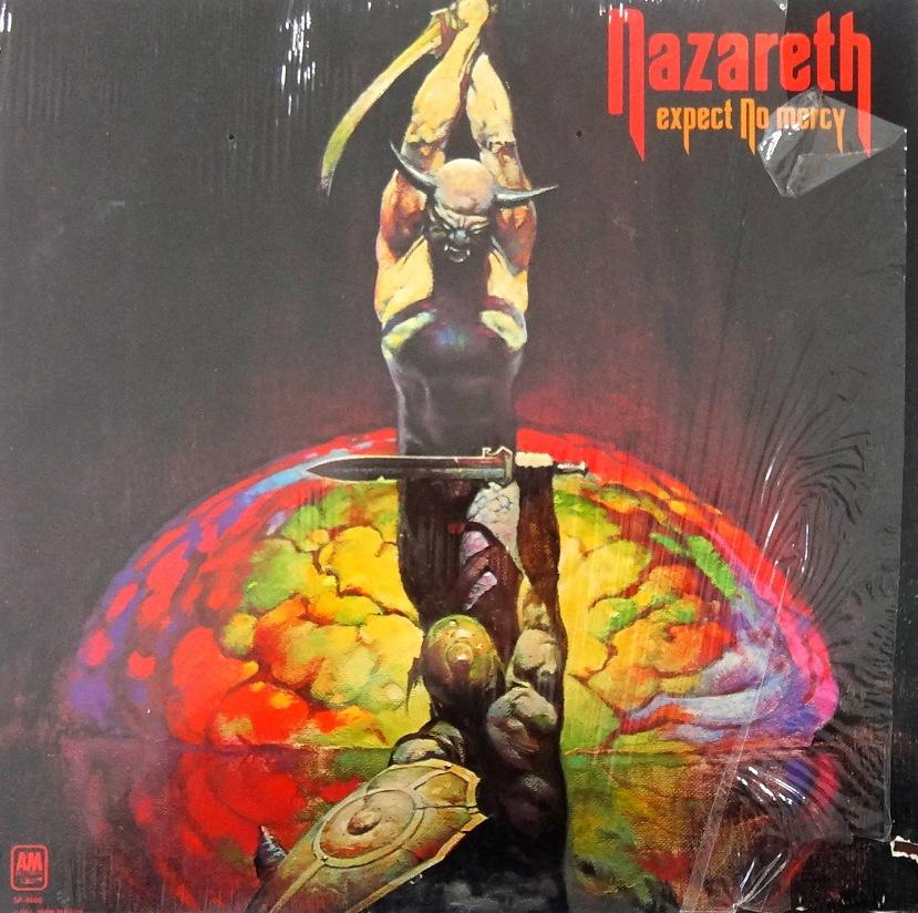 nazareth expect no mercy