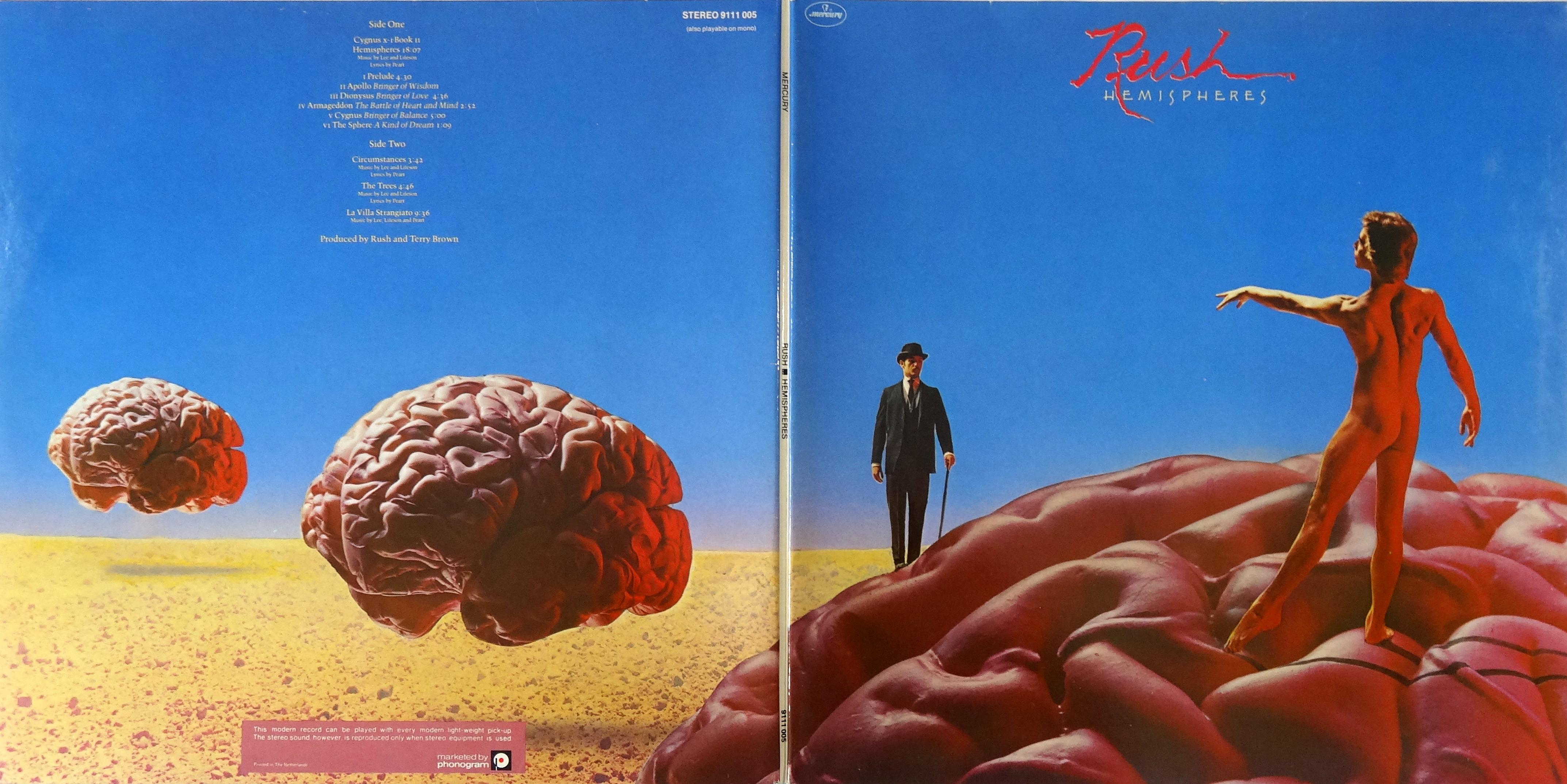 From the stacks rush hemispheres why it matters - Rush album covers ...