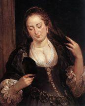 Peter_Paul_Rubens_-_Woman_with_a_Mirror_-_WGA20336