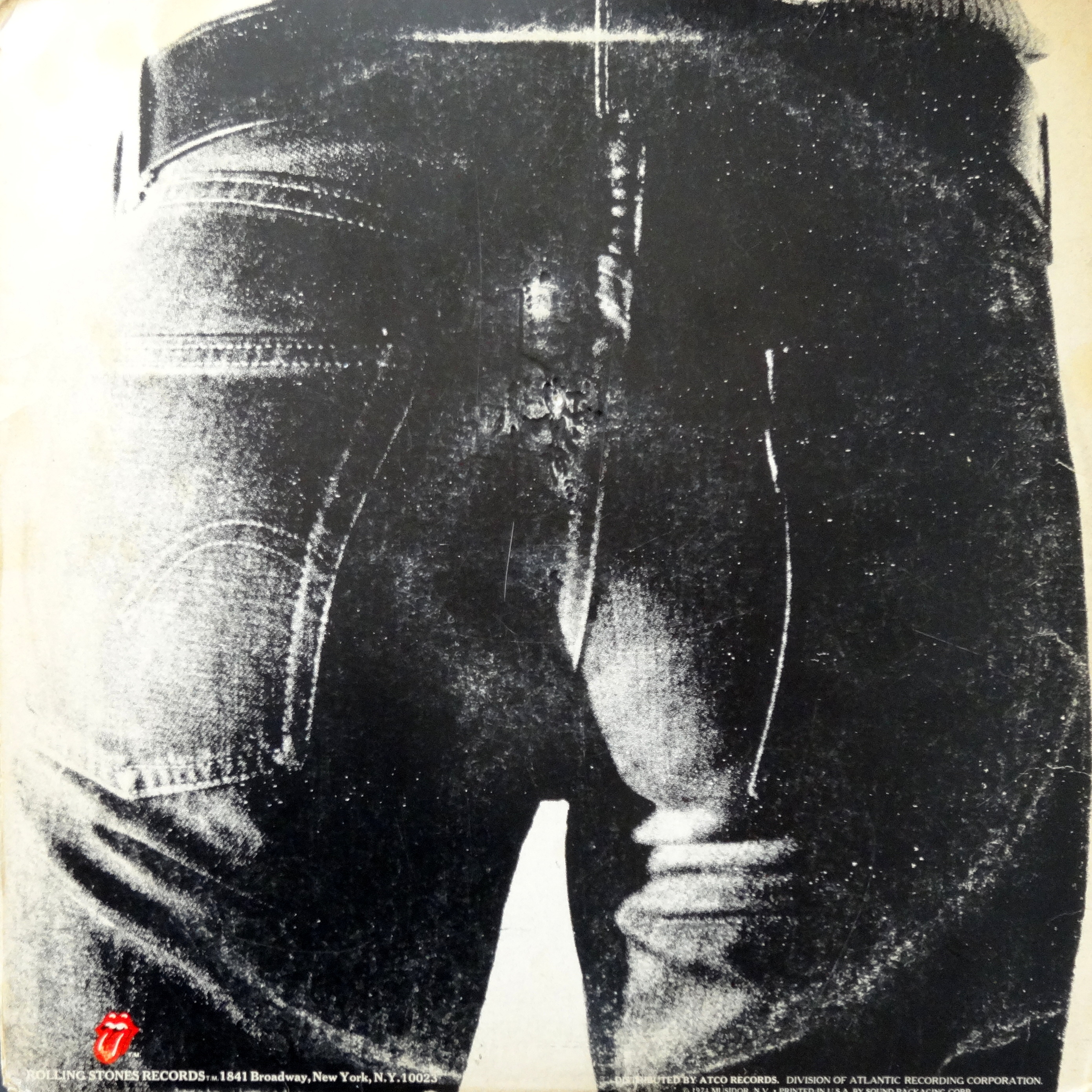 From the Stacks: The Rolling Stones – Sticky Fingers – Why