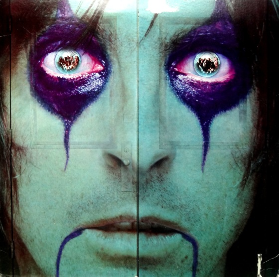 From the Stacks: Alice Cooper - From the Inside