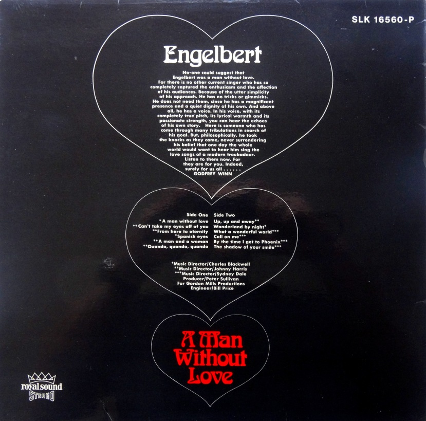 englebert a man without love