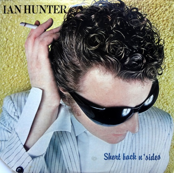 ian hunter short back n' sides