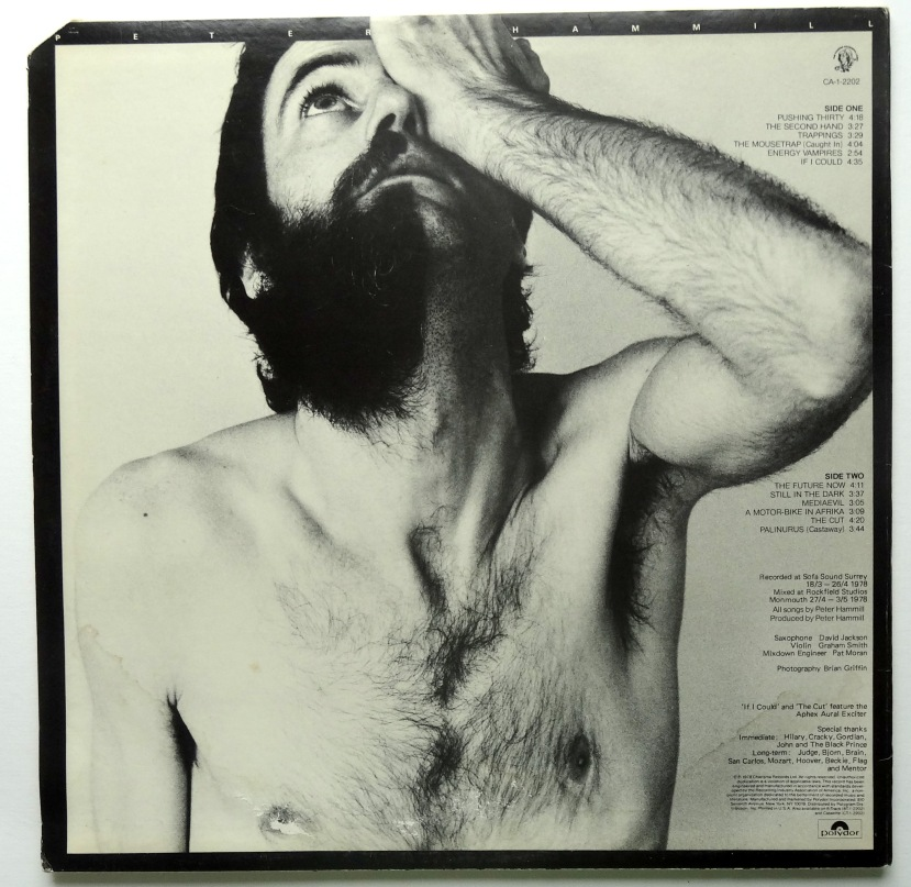 peter hammill the future now 2