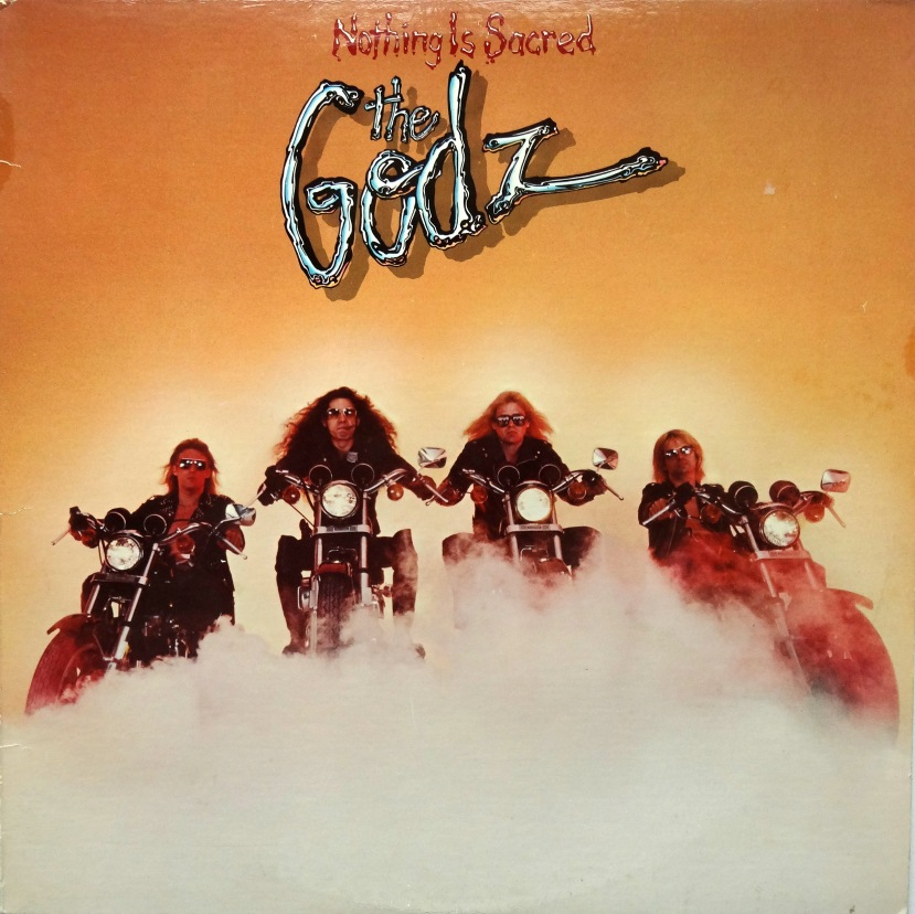 the godz nothing is sacred