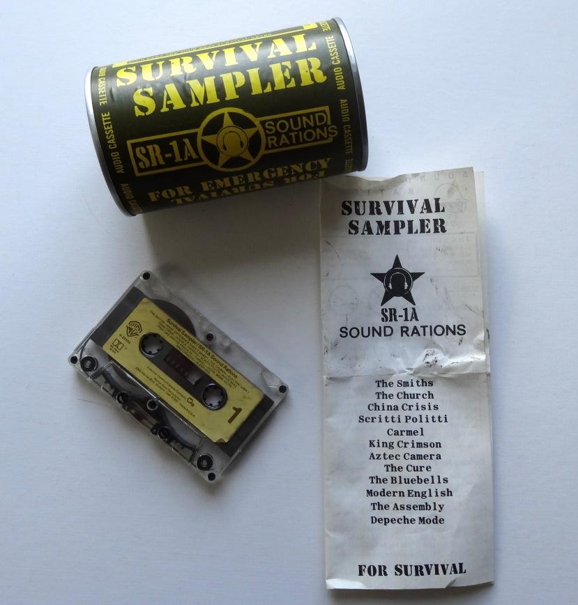 various survival sampler