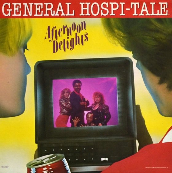 General Hospi-Tale Afternoon Delights