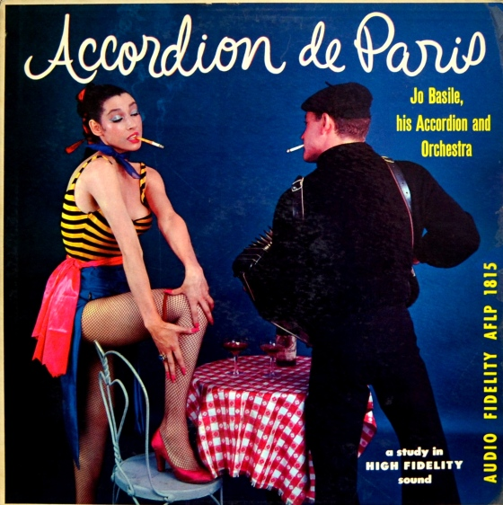 Jo Basile Accordion de Paris