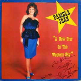 Pamela Jean A New Star front